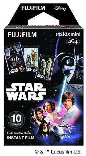 Fujifilm Instax Mini Instant Film 10 Sheets, STAR WARS Limited ver