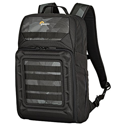 "Lowepro DroneGuard BP 250 – A specialized drone backpack providing rugged protection for your DJI Mavic Pro/Mavic Pro Platinum, 15"" laptop and 10"" tablet"