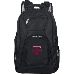 Texas A&M Aggies Premium Laptop Backpack, Black