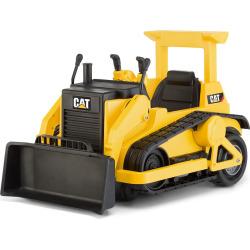 CAT Bulldozer Ride-On, Multicolor