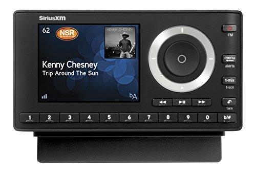SiriusXM SXPL1V1 Onyx Plus Satellite Radio with Free 3 Months Satellite and Streaming Service