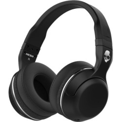 Skullcandy Hesh 2 Wireless Over-Ear Headphones, Black