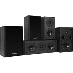 Fluance Dynamic Home Theater Surround Sound Speaker System