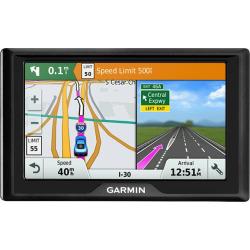 Garmin Drive 50LM GPS Navigator, Black