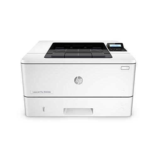 HP LaserJet Pro M402dn Monochrome Printer, Amazon Dash Replenishment ready (C5F94A)