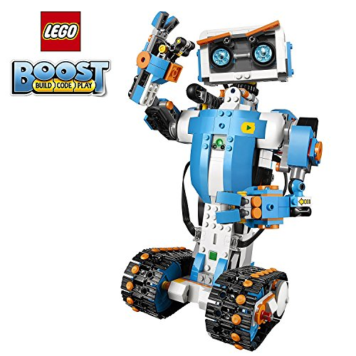 LEGO Boost Creative Toolbox 17101 Building and Coding Kit (847 Pieces)