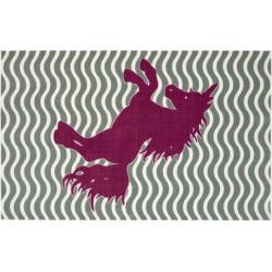 Mohawk® Home Majestic Unicorn Rug – 5′ x 8′, Grey