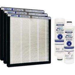 AquaBoy Pro II EZ-filter First Year Kit, White