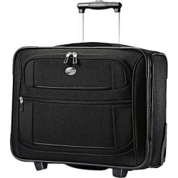 American Tourister DeLite 2.0 Carry On Wheeled Boarding Bag – Black