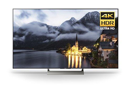Sony XBR65X900E 65-Inch 4K Ultra HD Smart LED TV (2017 Model), Works with Alexa