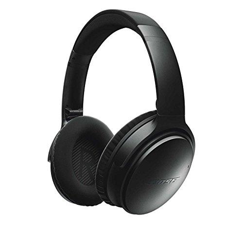 Bose QuietComfort 35 (Series I) Wireless Headphones, Noise Cancelling – Black