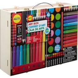 Alex Toys Artist Studio Art Box, Multi-Colored