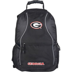 Georgia Bulldogs Phenom Backpack, Black