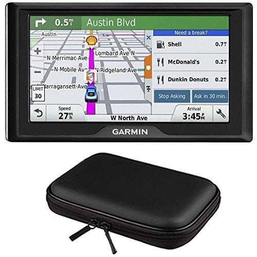 Garmin Drive 60LM GPS Navigator (US) – 010-01533-0C Case Bundle with PocketPro XL Hardshell Case