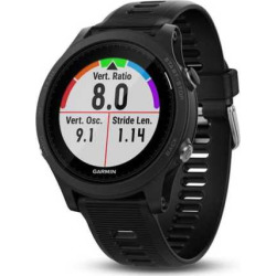 Garmin Forerunner 935 GPS Watch, Black