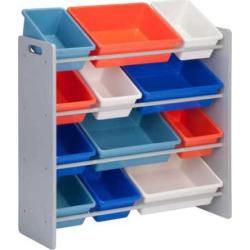 kids honey can do toy organizer grey - Allshopathome-Best Price Comparison Website,Compare Prices & Save
