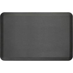 Black Midnight Newlife Anti-Fatigue Kitchen Mat (24″X36″) Gelpro