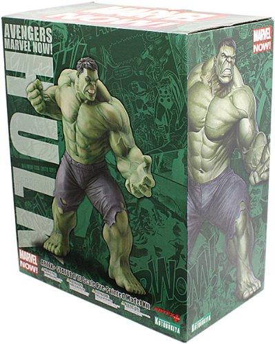 Kotobukiya Marvel Comics ArtFX+ Hulk Statue