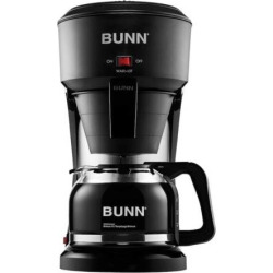 Bunn® Speed Brew® Coffee Brewer, Black