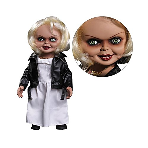 Mezco Bride of Chucky Tiffany 15″ Talking Doll Standard
