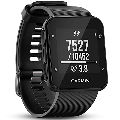 Garmin Forerunner 35 Watch, Black – International Version – US warranty