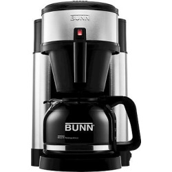 Bunn Nhs Velocity Brew 10 Cup Coffee Brewer, Black
