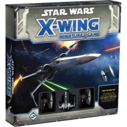 Star Wars X-Wing Miniatures Game The Force Awakens Core Set by Fantasy Flight Games, Multicolor