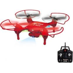 Swift Stream Remote Control Z-6CV Camera Drone, Red