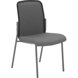 basyx VL508 Mesh Back Multi-Purpose Chair, Black