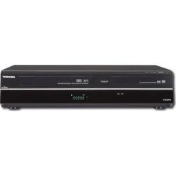 Toshiba DKVR60KU DVD Player w/ Universal Remote (Refurbished)