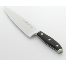 J.A. Henckels International Forged Premio Chef's Knife, Black