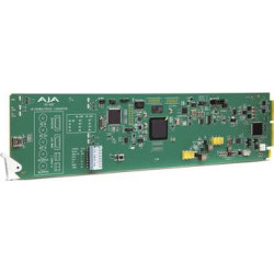 AJA 3G-SDI Up, Down, Cross-Converter Card with DashBoard OG-UDC