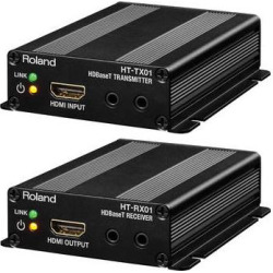Roland HDBaseT Transmitter and Receiver Set HT-RXTX