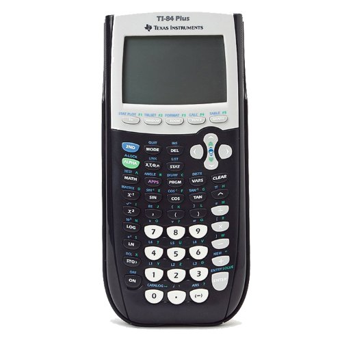 Texas Instruments Ti-84 plus Graphing calculator – Black