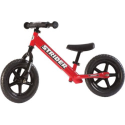 Strider 12-in. Sport Balance Bike, Red
