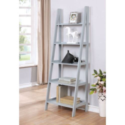 5 tier bookshelf grey - Allshopathome-Best Price Comparison Website,Compare Prices & Save