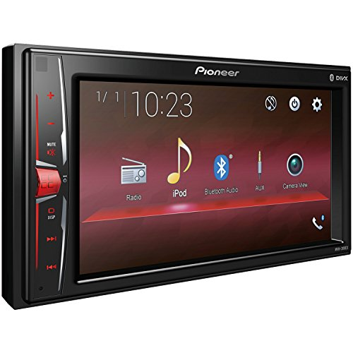 pioneer mvh 200ex double din bluetooth in dash digital media car stereo - Allshopathome-Best Price Comparison Website,Compare Prices & Save