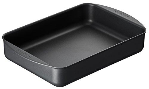 Scanpan Classic Roasting Pan, 3.25 QT, 13.5″ x 8.75″