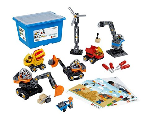 Tech Machines Set for Problem Solving and Fine Motor Skills by LEGO Education DUPLO