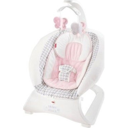 Fisher-Price Deluxe Bouncer, Butterfly Friends