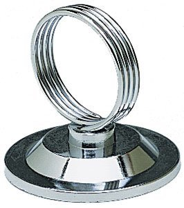 NEW, Ring-Clip Place Cards, Place Card Holder, Menu Holder, Banquet Table Place Card Holders, Stainless Steel – 24 Dozen