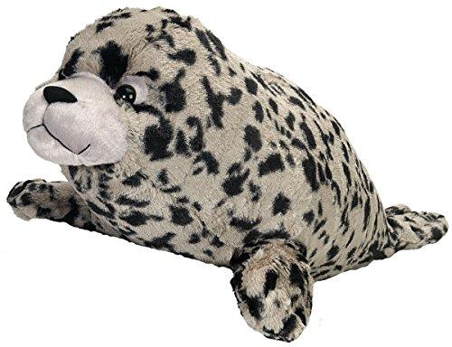 Wild Republic Jumbo Harbor Seal Plush, Giant Stuffed Animal, Plush Toy, Gifts for Kids, 30 Inches
