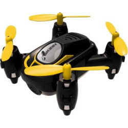 Riviera RC Micro Quadcopter WiFi Drone with 3D App, Black