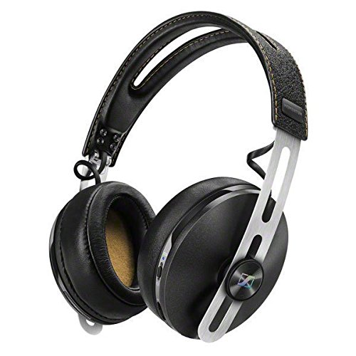 Sennheiser HD1 Wireless Headphones with Active Noise Cancellation – Black