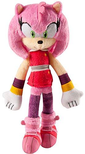 TOMY Sonic Boom Small Plush Amy