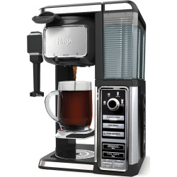 Ninja Coffee Bar Single-Serve System, Multicolor