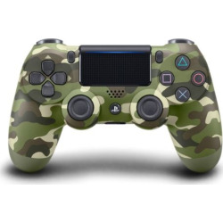 Sony Urban Camouflage DualShock Wireless Controller for Playstation 4, Multicolor
