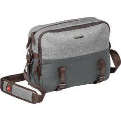 Manfrotto Windsor Camera Reporter Bag for DSLR (Gray) MB LF-WN-RP