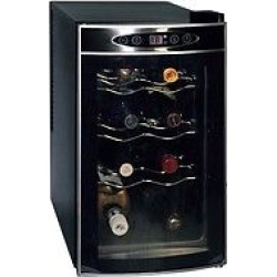 Koolatron 8 Bottle Counter Wine Cooler – Black WC-08