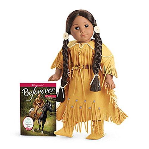 American Girl – Beforever Kaya – Kaya Doll and Paperback Book